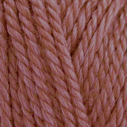 No.6 Organic Wool+Nettles, rosa
