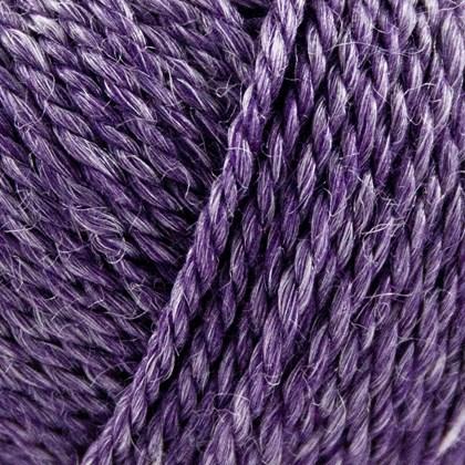 No.6 Organic Wool+Nettles, lilla