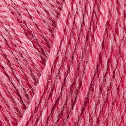 No.4 Organic Wool+Nettles, pink