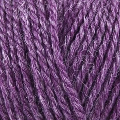 No.4 Organic Wool+Nettles, lilla