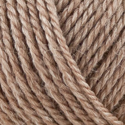 No.4  Organic Wool+Nettles, rosa pudder