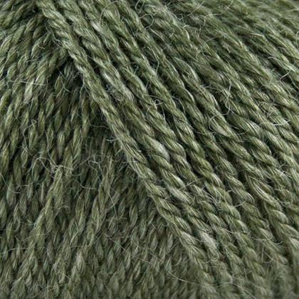No.4 Organic Wool+Nettles, khaki