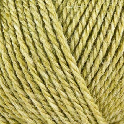 No.4 Organic Wool+Nettles, grøn oliven