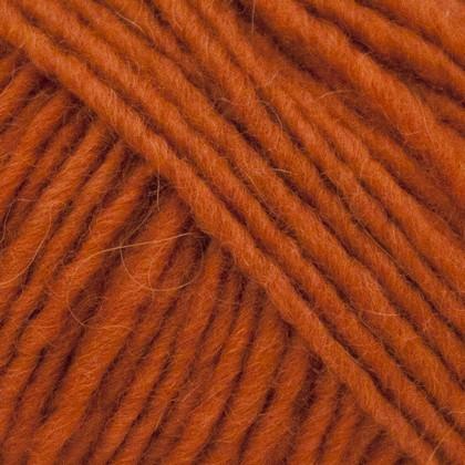 Camel+Merino, brændt orange