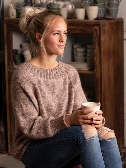 Signe - Oversize sweater