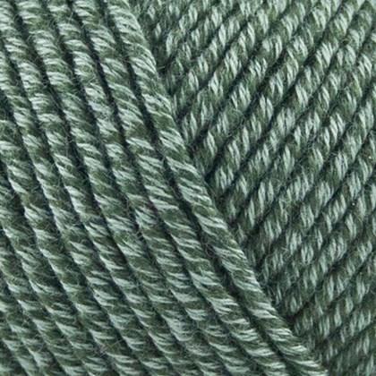 Organic Cotton+Merino Wool, armygrøn