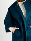 Snitmønster, Kape jakke med 3/4 lange ærmer