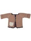 Hæklet jakke (børn)