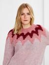 Nordic Mohair Sweater