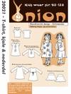 Snitmønster T-shirt, kjole & nederdel