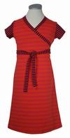 Snitmønster, Slå om-top/-kjole & nederdel