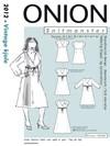 Snitmønster,  Vintage kjole