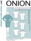 Snitmønster, Cocoon kjole til strikstof