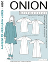 Kjoler med vidde og ståkrave