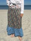 Snitmønster, Nederdele  med flæse/skørt