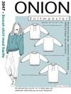 Snitmønster, Sweat-shirt med hætte