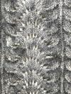 Stola med hulmønster