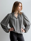 Snitmønster, Plusstørrelser, Skjortekjoler med flæsekrave
