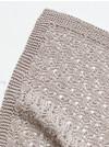 Babytæppe med hulmønster-PDF