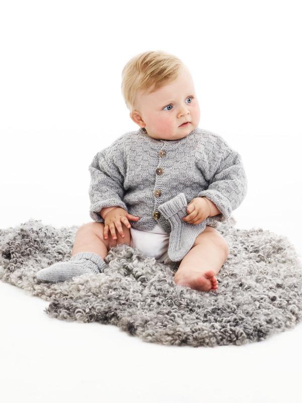 94c261abbeb Babytrøje med tern (Baby) - Onion ApS