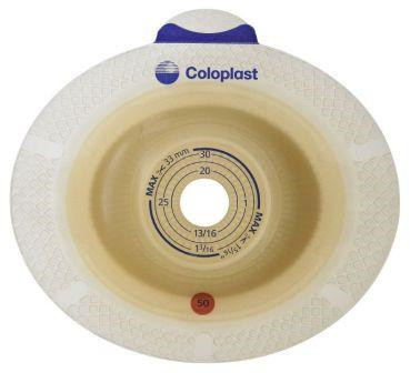 COLOPLAST SenSura Flex Xpro Convex Light plade