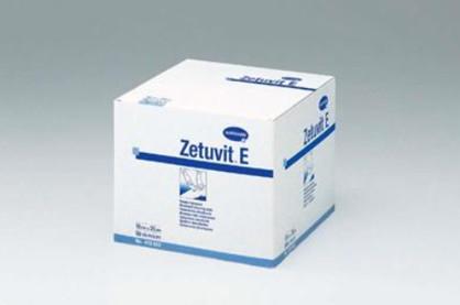 Zetuvit E, bandage med væskespærre, absorberende