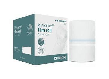 Kliniderm Film 5 cm x 10 m rulle 1 stk.