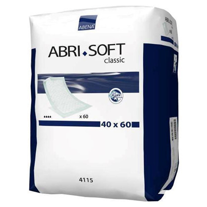 Abri-Soft Underlag 40x60 cm 60 stk.