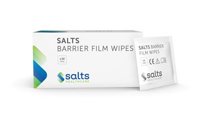 SALTS Hudbeskyttelsesfilm 30 stk/æske