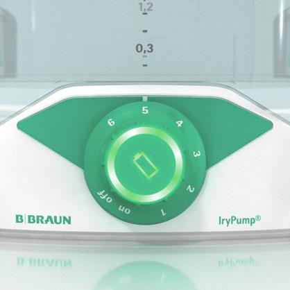 BRAUN IryPump S pumpestation