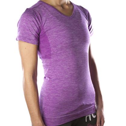COMFIZZ dame T-shirt V-hals