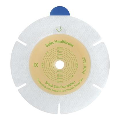 SALTS Harmony Duo plade m/Flexifit, hydrocolloid og Aloe Vera