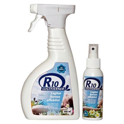 R10 Lugtfjerner rumspray