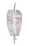 Careline Urinpose non-woven 750 ml, 10 cm tyk slange