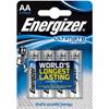 Energizer Ultimate Lithium AA / E91 / L91 Batterier (4 Stk)