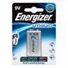 Energizer Ultimate Lithium 9V / 522