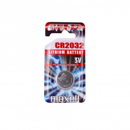 Maxell Lithium CR2032 batteri - 1 stk.