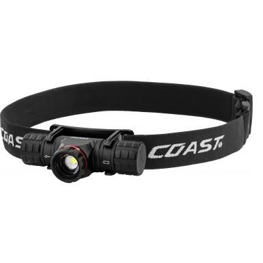 Coast XPH30R genopladelig pandelygte