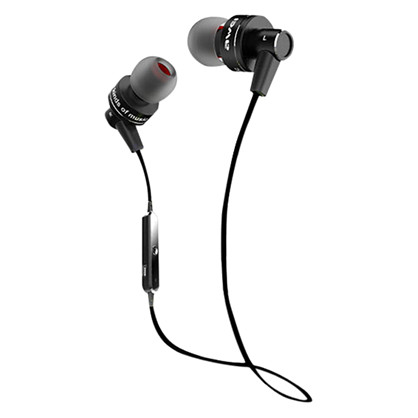 Awei Bluetooth in-ear hovedtelefoner med mikrofon