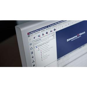 SimonsVoss Business software Smart Exchange