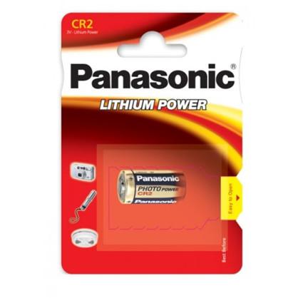 Panasonic CR2 1 stk. sb. pak