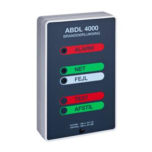 Dorma ABDL 4000 Kontrolenhed