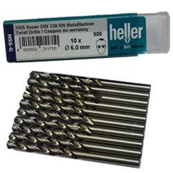 Heller metalbor pro hss 10 stk.
