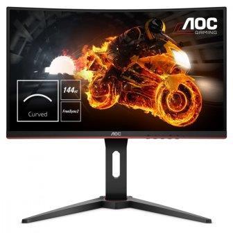 """AOC gaming skærm 24""""1920x1080"""