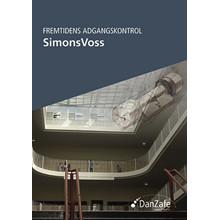 DanZafe SimonsVoss end User brochure