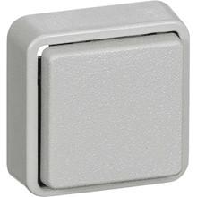 Udtryk mini u/nøglesymbol 25x25mm, hvid