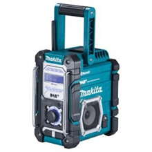 Makita bluetooth DAB+ radio