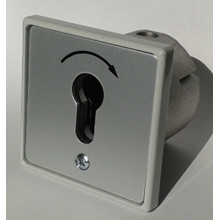 Geba nøglekontakt MR 1-1T/1 - til indbygning