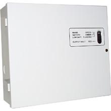 Strømforsyning 12 V 1 A.