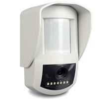 Shepherd trådløs udvendig PIR detektor m. kamera